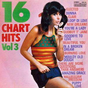 16 Chart Hits Vol. 03
