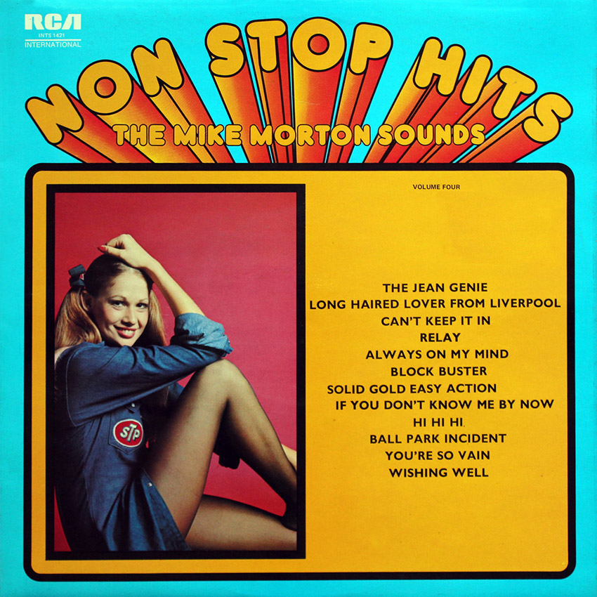 The Mike Morton Sounds - Non Stop Hits Vol. 4
