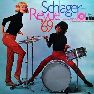 Schlager Revue '69 - Various Artists
