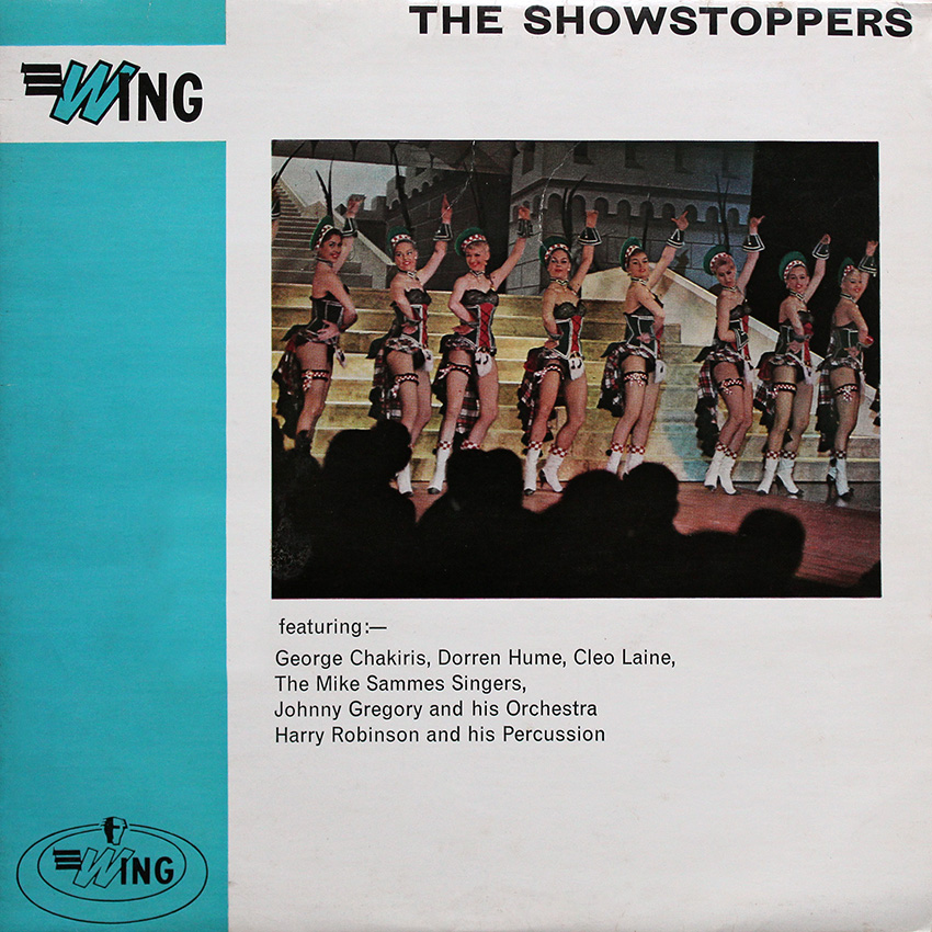 The Showstoppers - Various Artists