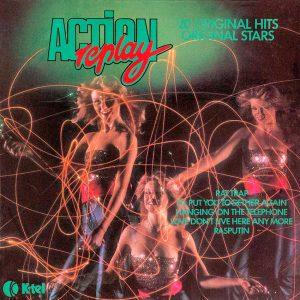 Action Replay - 20 Original Hits - K-Tel