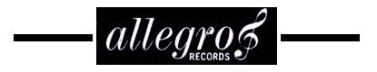 Allegro Records logo