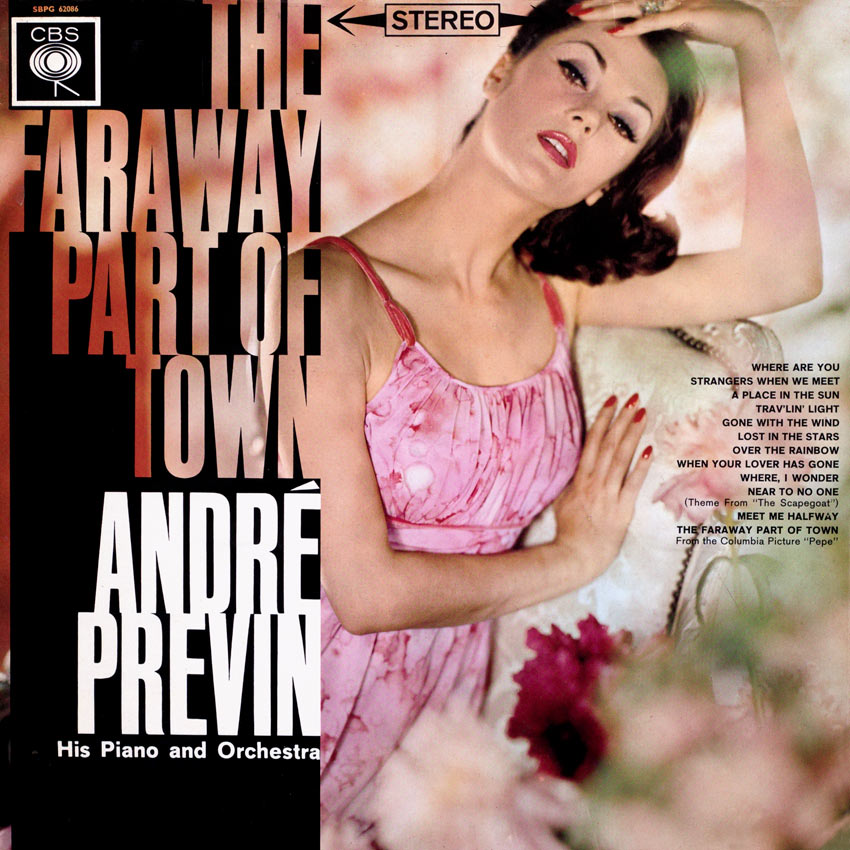 André Previn – The Faraway Part of Town