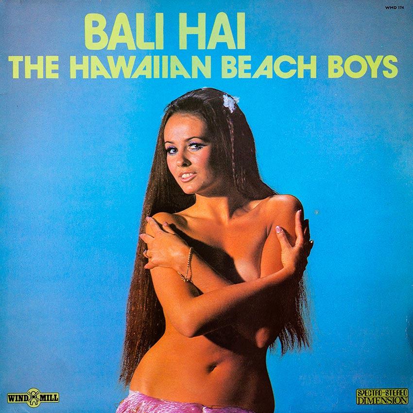 The Hawaiian Beach Boys - Bali Hai
