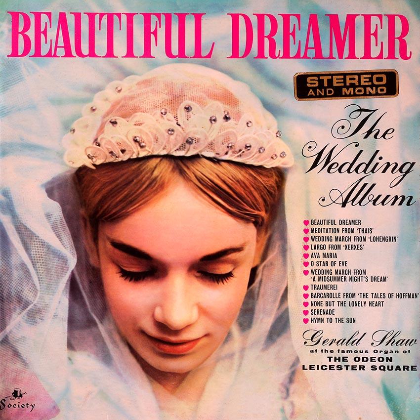 Gerald Shaw – Beautiful Dreamer – The Wedding Album