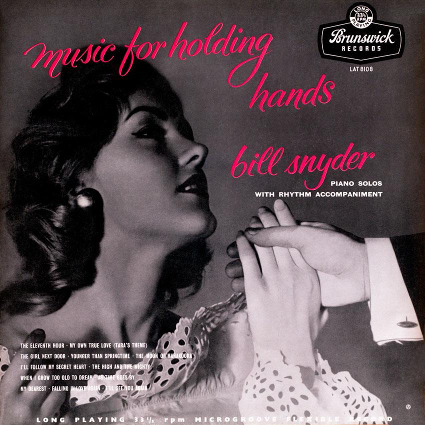 Bill Snyder - Music for Holding Hands