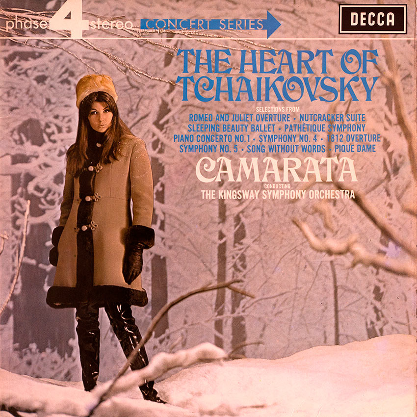 Camarata conducting The Kingsway Symphony Orchestra - The Heart of Tchaikovsky