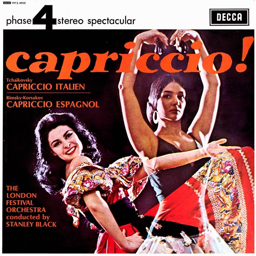 London Festival Orchestra - Capriccio!