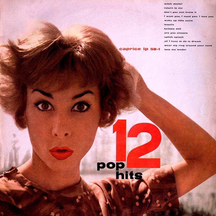 Caprice 12 Pop Hits