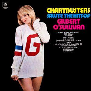 Chartbusters Salute the Hits of Gilbert O'Sullivan