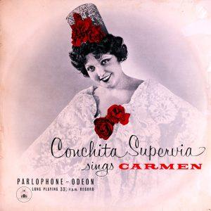 Conchita Supervia – Sings Carmen