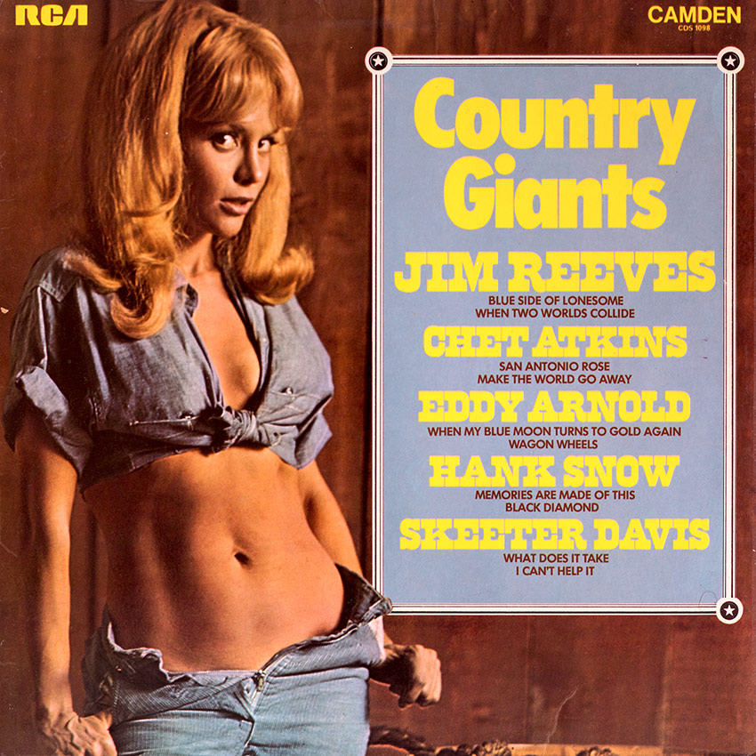 Country Giants - Various