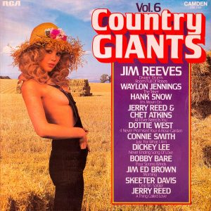 Country Giants Vol. 6