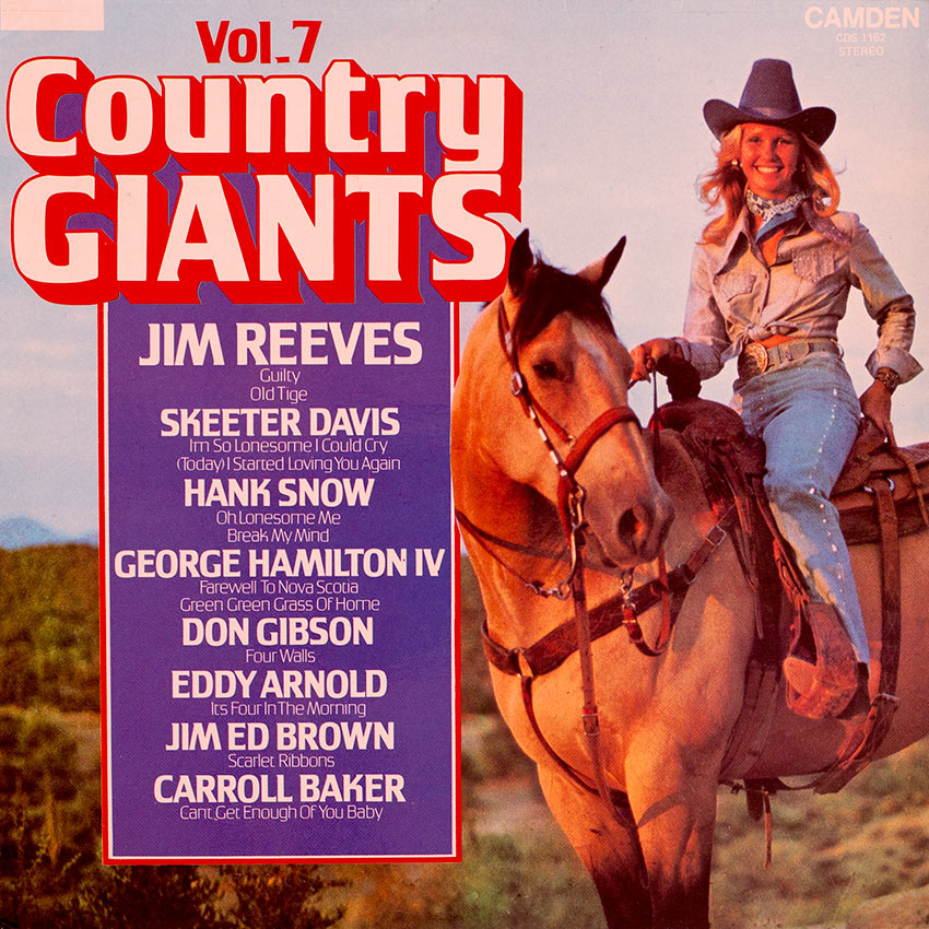 Country Giants Vol. 7