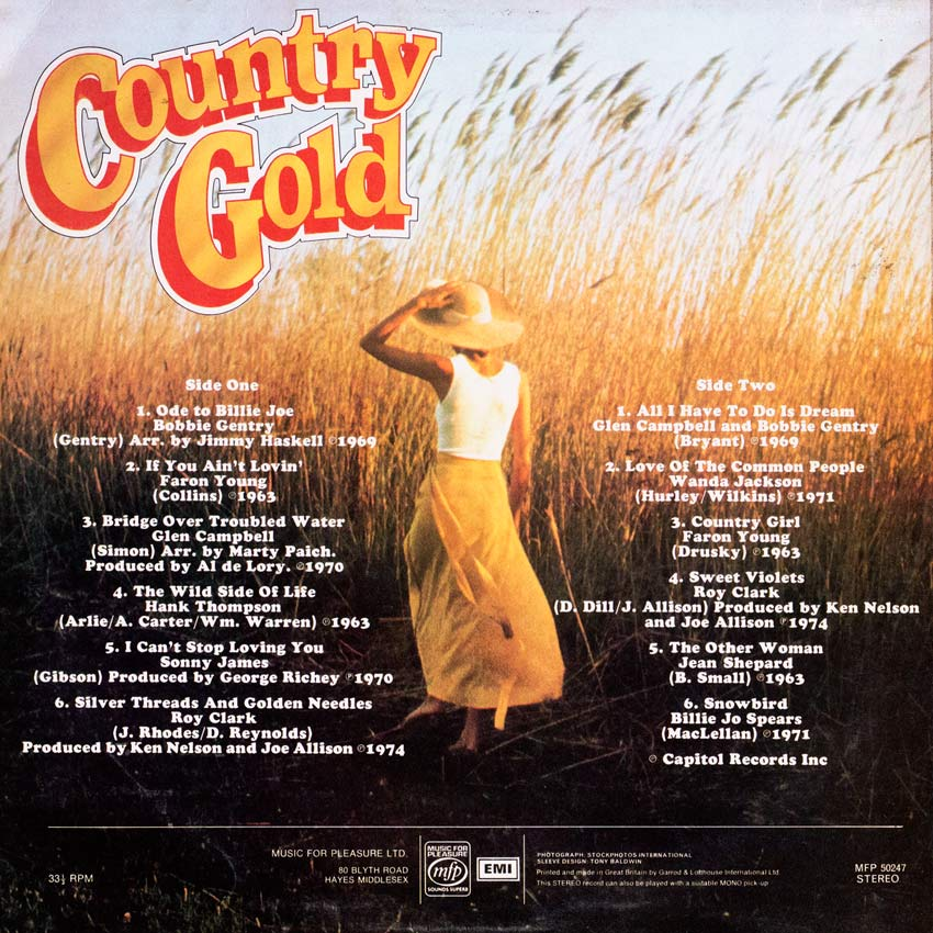 Country Gold - Various Artists