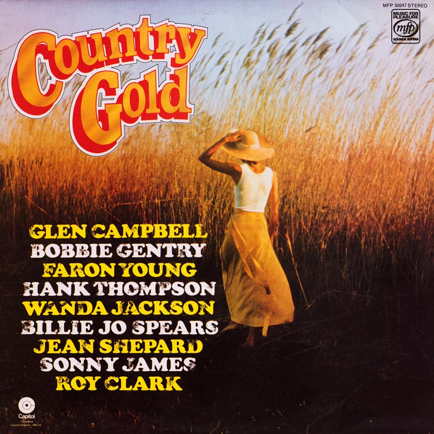 Country Gold – Various Artists