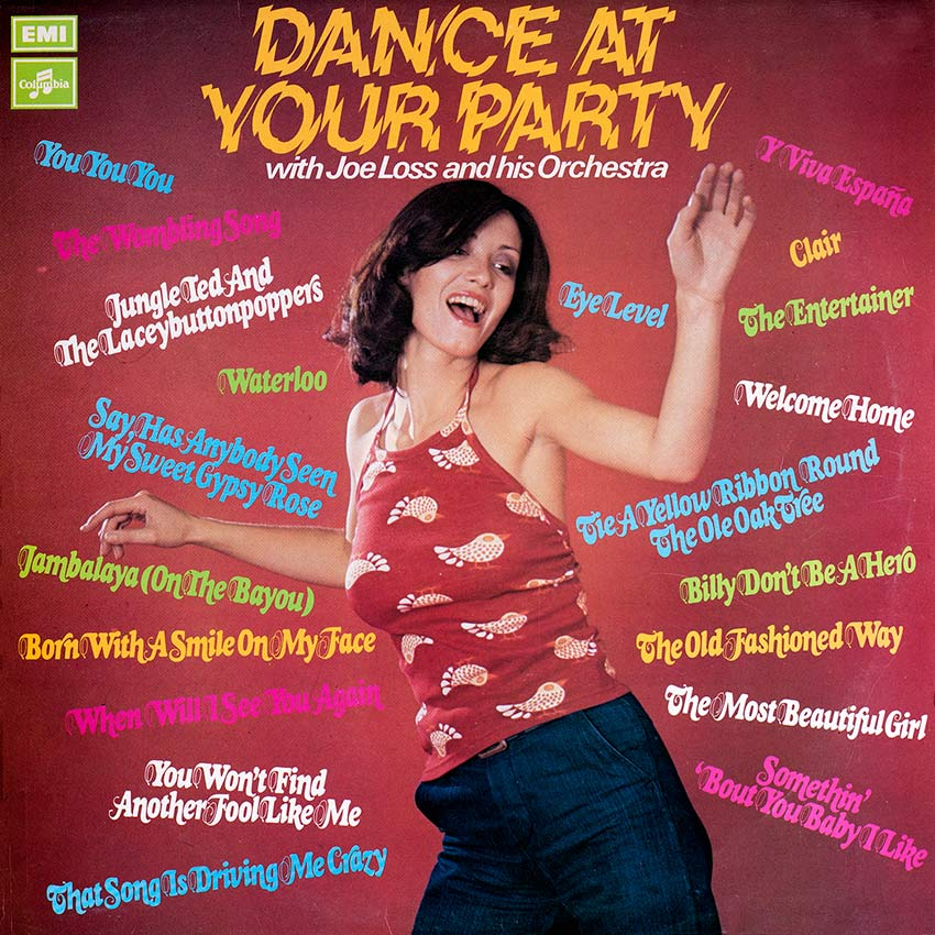 Joe Loss and His Orchestra - Dance At Your Party