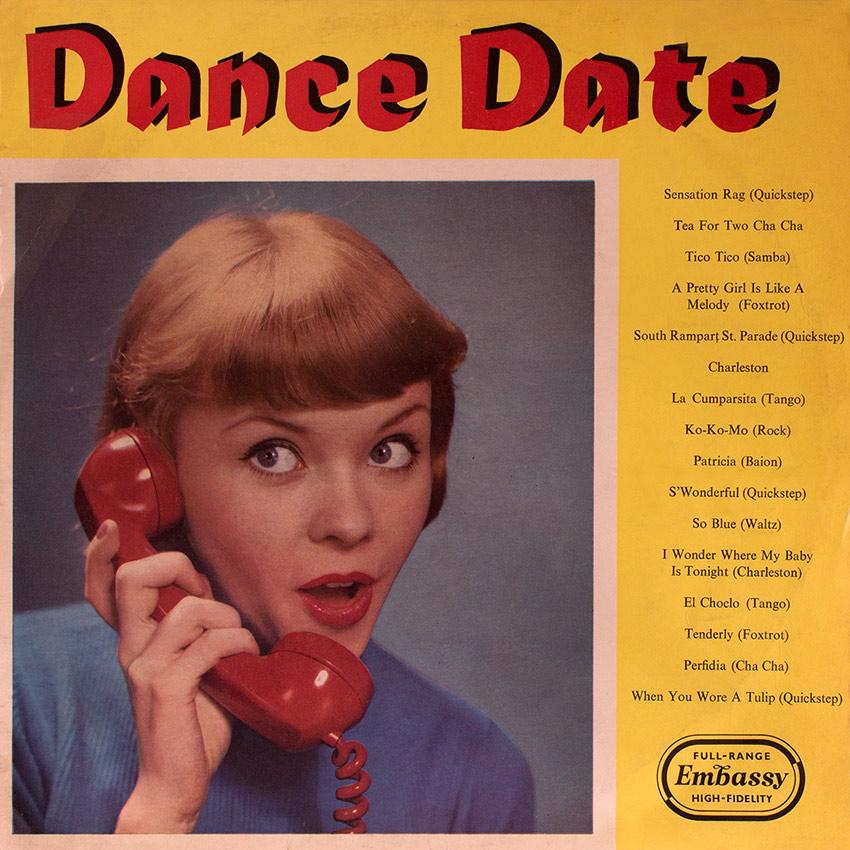 Dance Date - Various Artists