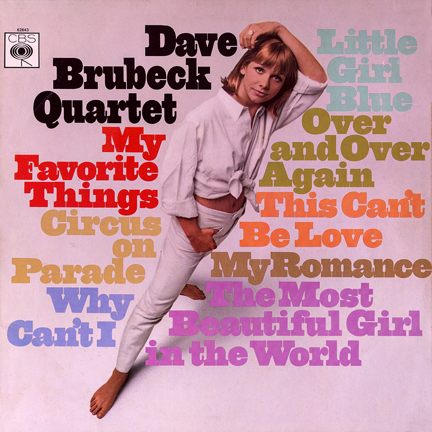 Dave Brubeck Quartet - My Favourite Things