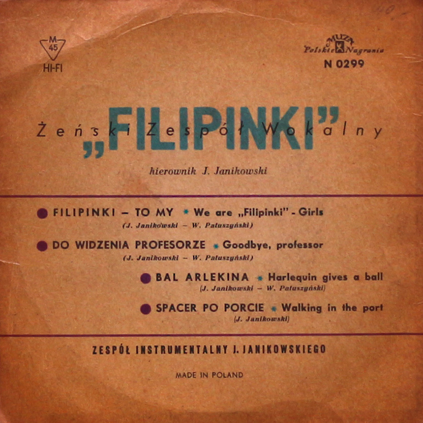 Filipinki - We Are Filipinki Girls