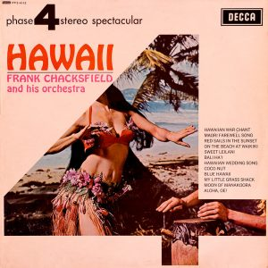 Frank Chacksfield and his Orchestra - Hawaii