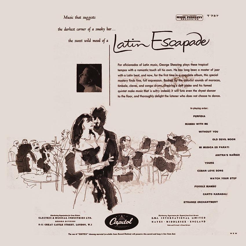 George Shearing - Latin Escapade