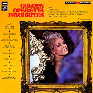Golden Operetta Favourites