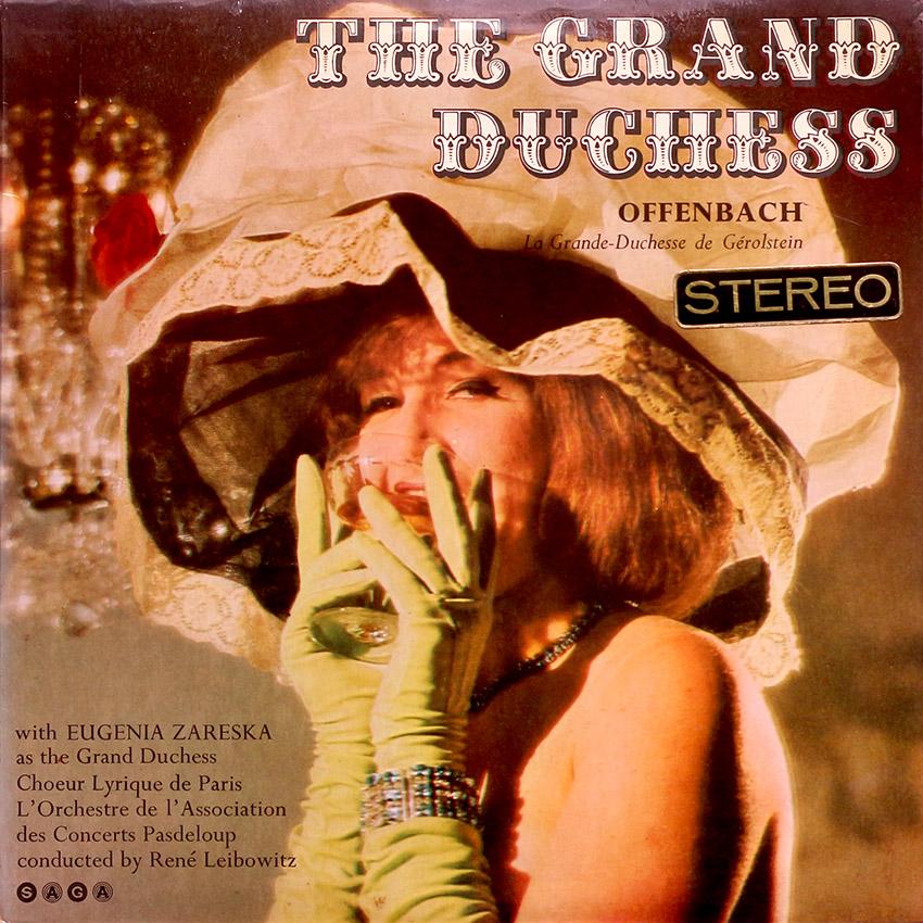 Offenbach - Grand Duchess