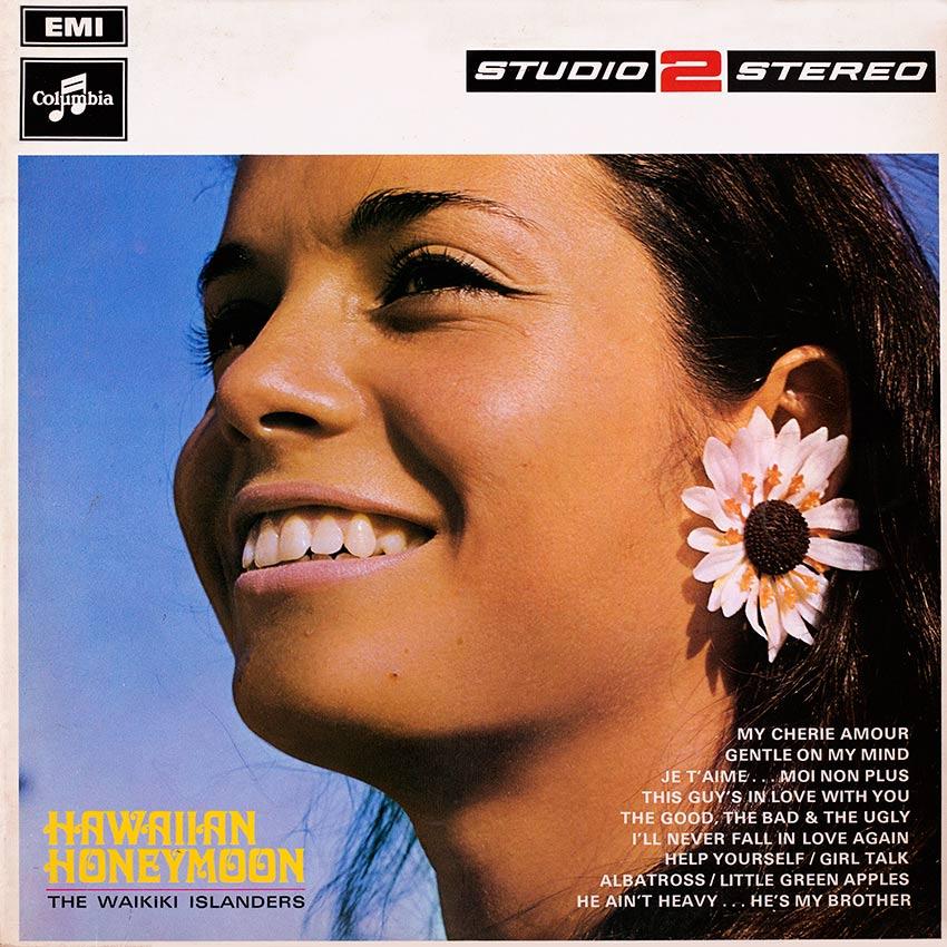 Basil Henriques and the Waikiki Islanders - Hawaiian Honeymoon
