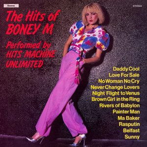 Hits Machine Unlimited - Hits of Boney M