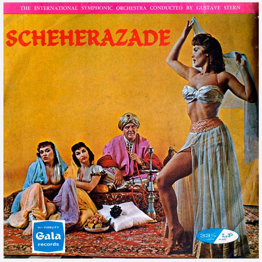 International Symphonic Orchestra - Scheherazade