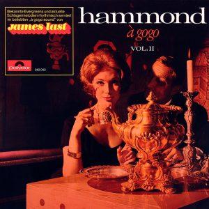 James Last Und Seine Hammond-Bar-Combo - Hammond Á Gogo