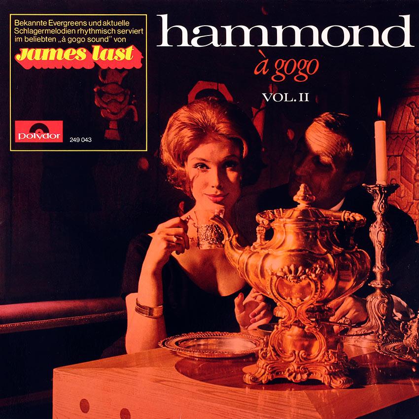 James Last Und Seine Hammond-Bar-Combo – Hammond Á Gogo