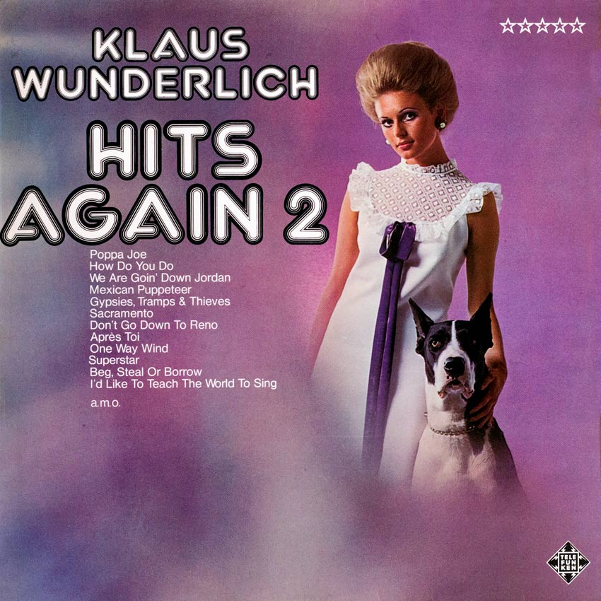 Klaus Wunderlich - Hits Again 2