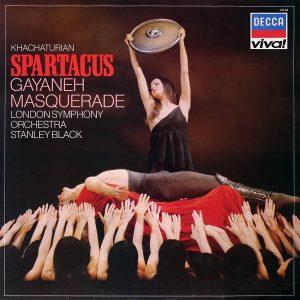 London Symphony Orchestra - Spartacus