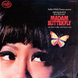 Sadlers Wells Orchestra - Madame Butterfly