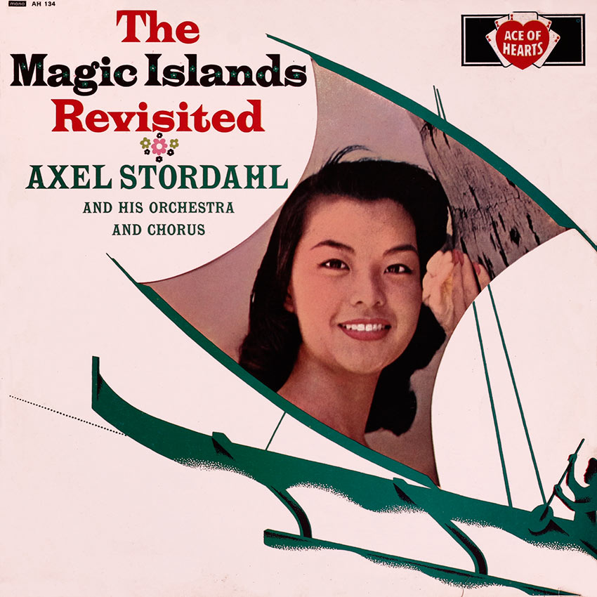 Alex Stordahl and His Orchestra – Magic Islands Revisited
