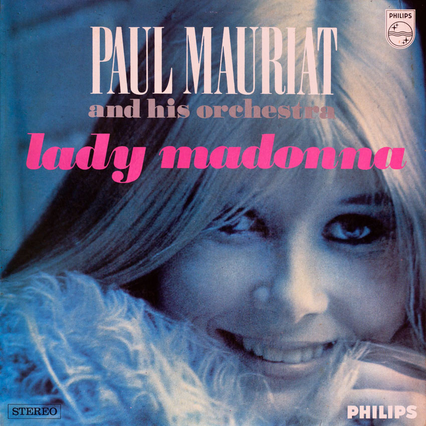 Paul Mauriat and His Orchestra - Lady Madonna