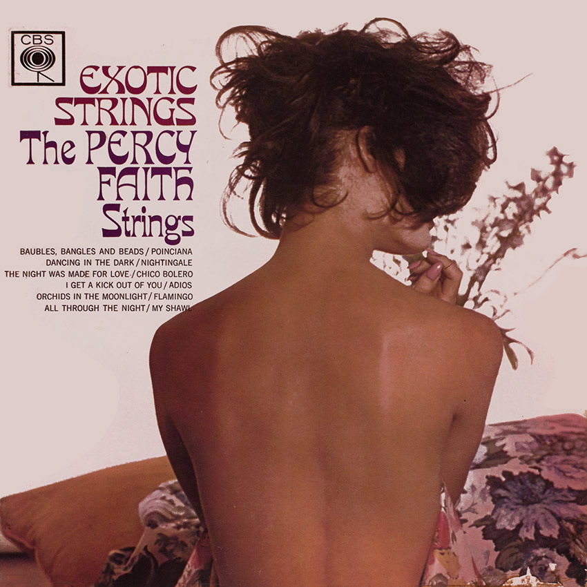 The Percy Faith Strings - Exotic Strings