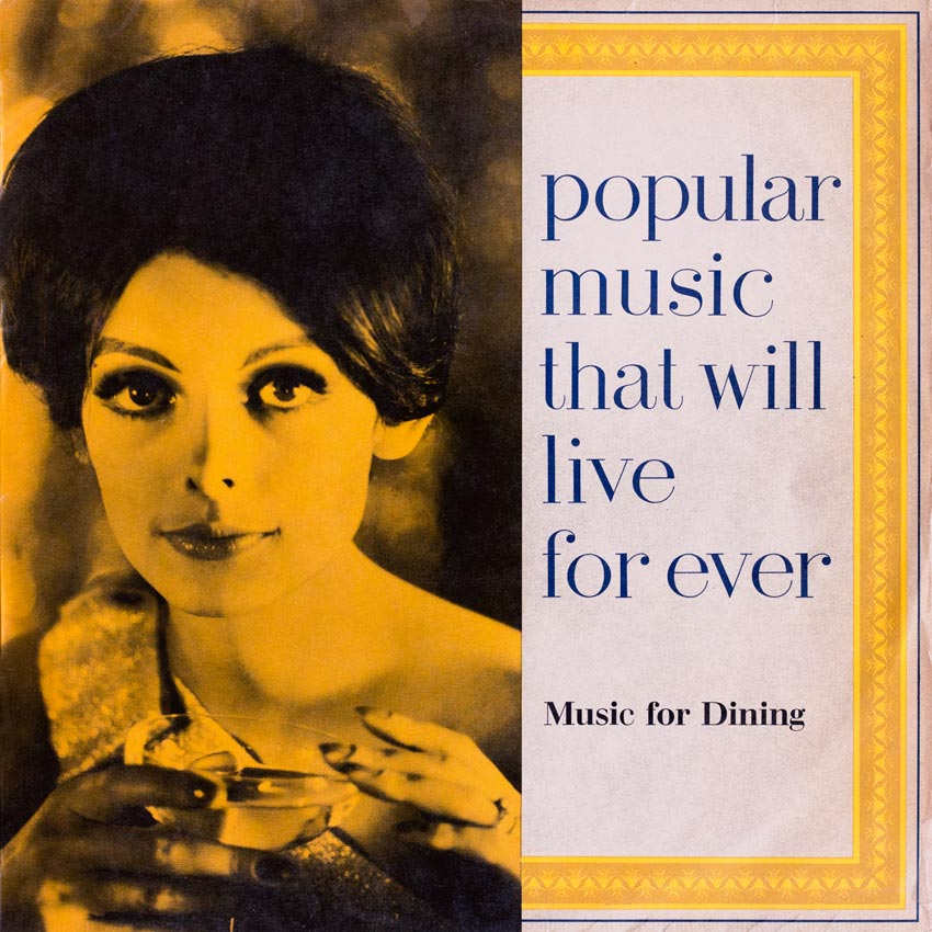 The Hill Bowen Concert Orchestra - Popular Music That Will Live Forever