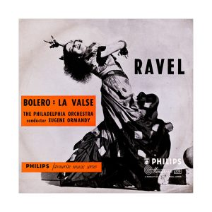 Philadelphia Orchestra - Ravel Bolero (10 inch disc)