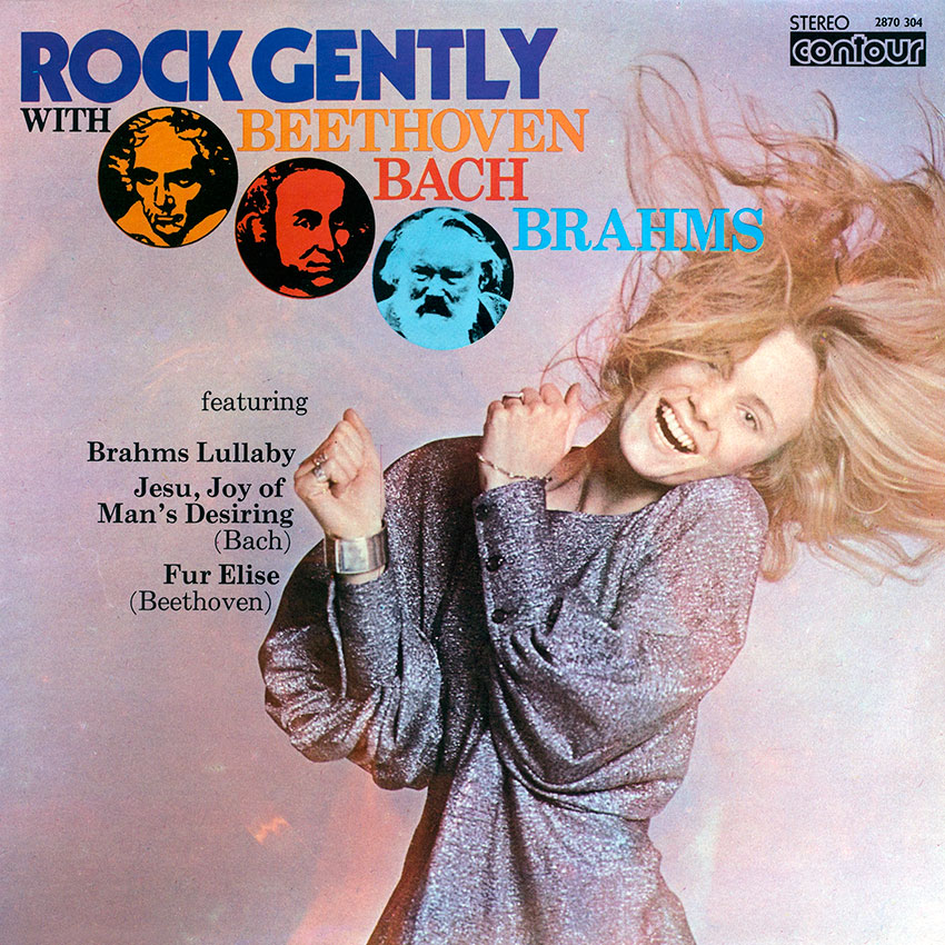 Rock Gently with Beethoven, Bach and Brahms