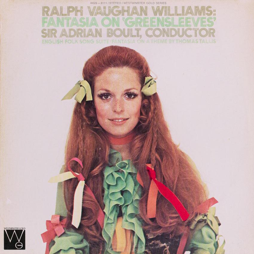 Ralph Vaughan Williams - Sir Adrian Boult - Fantasia On 'Greensleeves