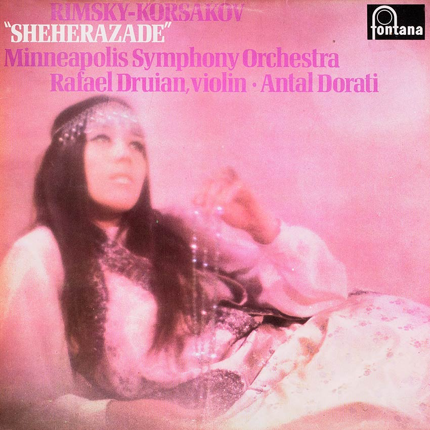 Minneapolis Symphony Orchestra - Sheherezade