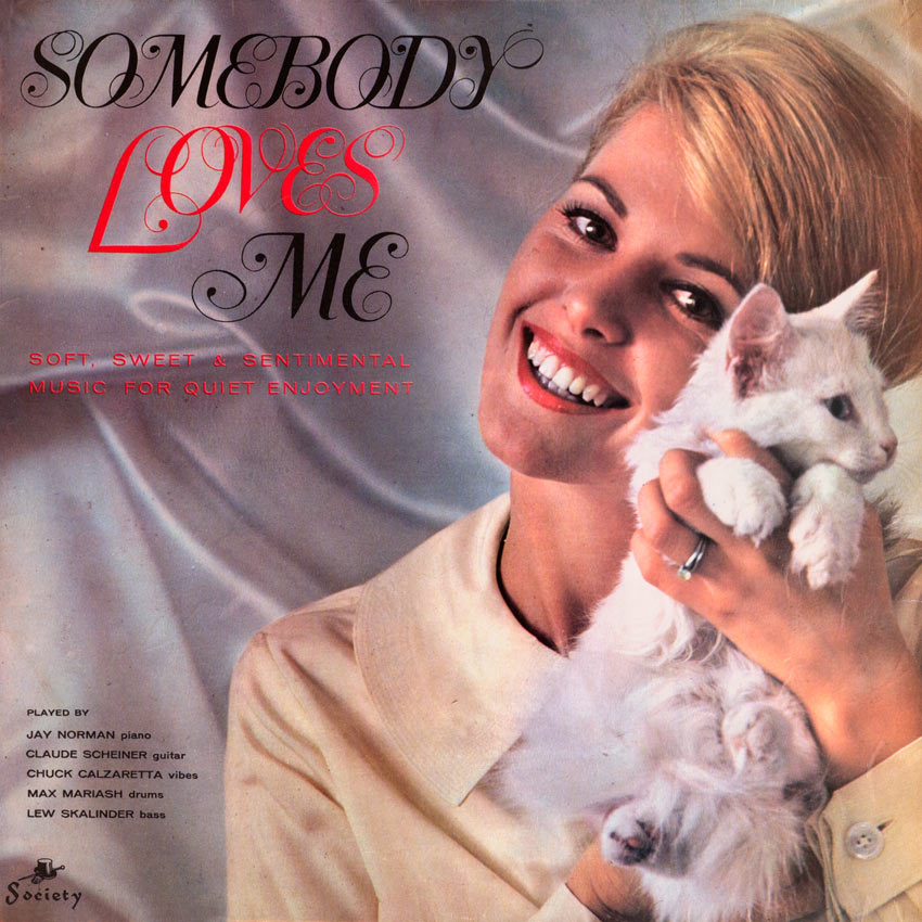 The Jay Norman Quintet - Somebody Loves Me