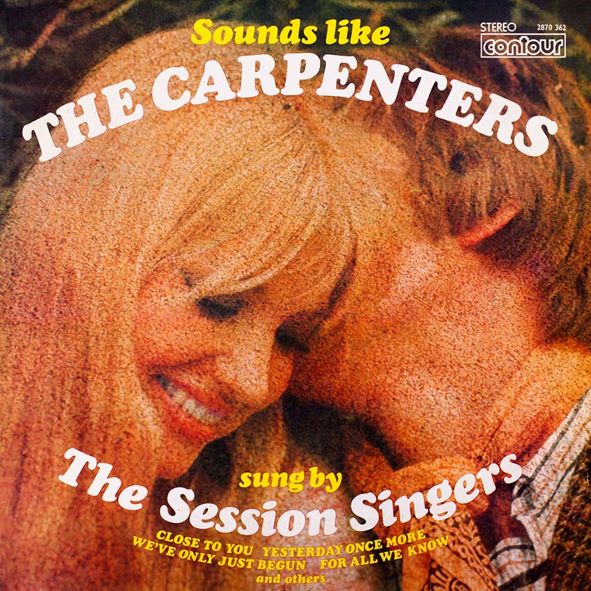 Session Singers - Sounds Like The Carpenters
