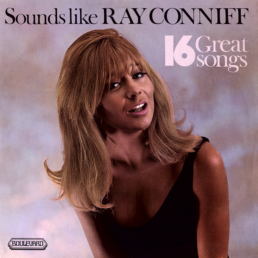 Ian Raymond, His Chorus and Orchestra - Sounds Like Ray Conniff