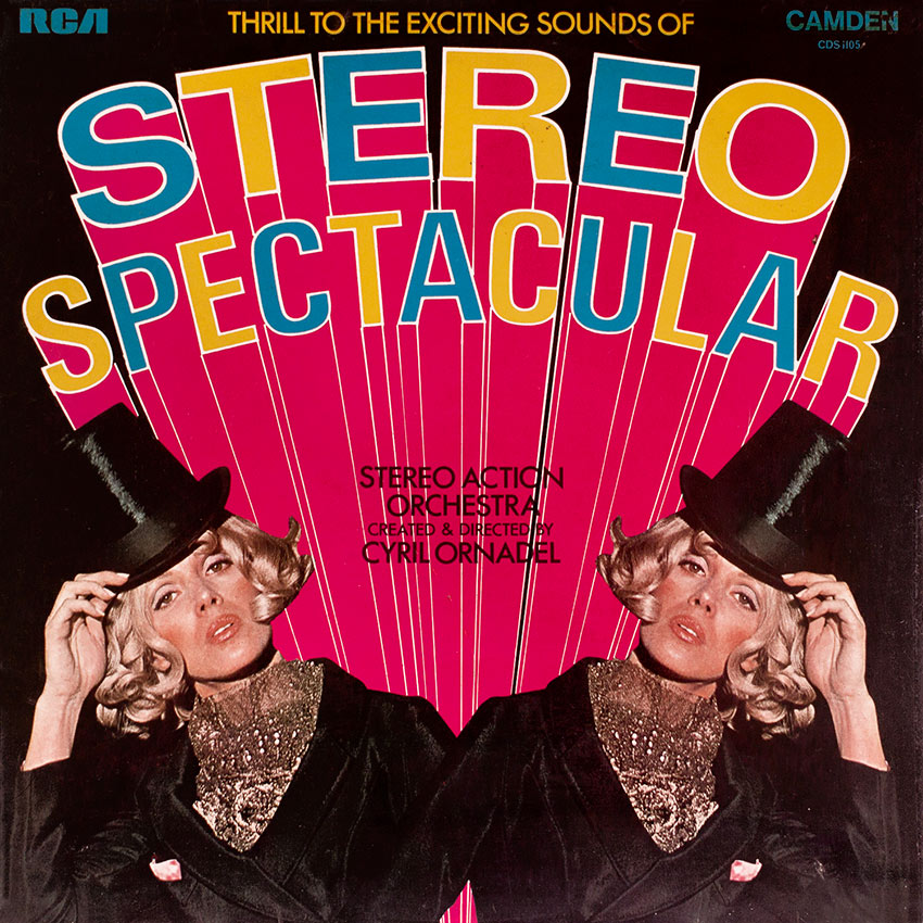 Stereo Action Orchestra - Stereo Spectacular