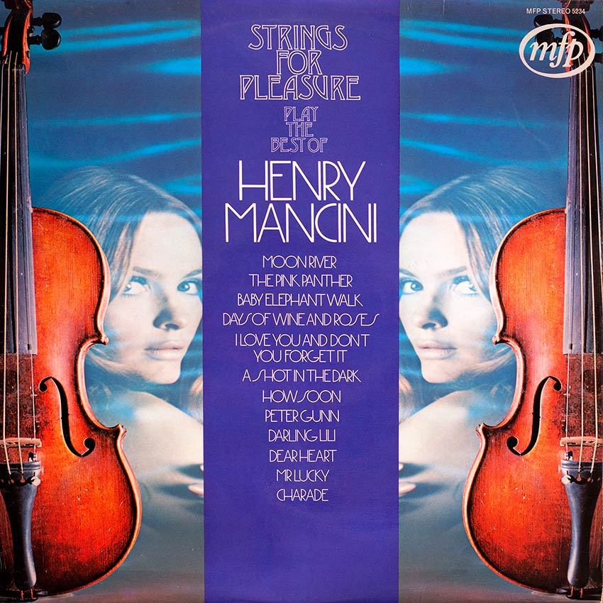 Strings for Pleasure Play The Best of Mancini