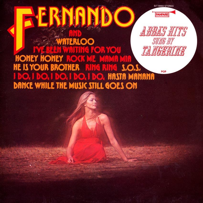 Tangerine – Fernando and Other Abba Hits
